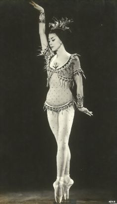The one and only Margot Fonteyn