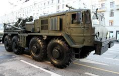 Heavy recovery vehicle KET-T