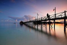 Malaysia: Mabul Resort