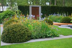 Gorgeous gardens & plants at the chelsea flower show 2015, garden by Adam Frost.