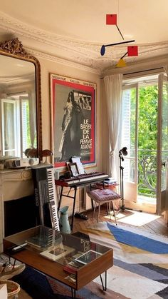 Dream Apartment, Hipster Apartment, Apartment Interior, Aesthetic Room Decor, Dream Rooms, My New Room, House Rooms, Room Inspiration, Living Spaces