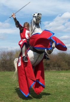 The Independent Horse - Medieval Joust