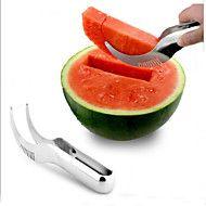 1+piese+Cutter+pe+&+Slicer+For+pentru+Fructe+Plastic+Calitate+superioară+/+Bucătărie+Gadget+creativ+/+Multifuncțional+–+USD+$+8.56