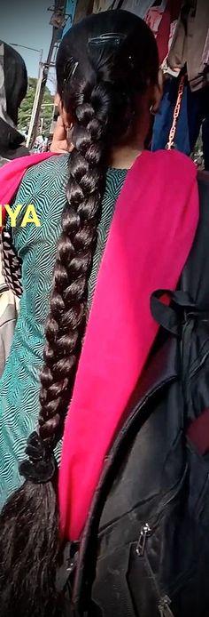 Best Indoor Garden Ideas for 2020 - Modern Plaits Hairstyles, Slick Hairstyles, Beautiful Braids, Beautiful Long Hair, Indian Braids, Indian Long Hair Braid, Super Long Hair, Braids For Long Hair, Hair Photo