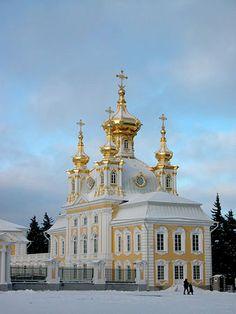 A St Pétersbourg, Russia