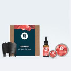 Our Bárðarbunga scent packs a punch that is fitting a beard care product named after a volcano that erupted last in 2014. When you first smell it then the scent