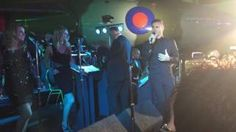 Gary Barlow Eliot Kennedy Swing session Hidden Wounds Concert Doncaster 12.11.2016  Shaky video noisy.