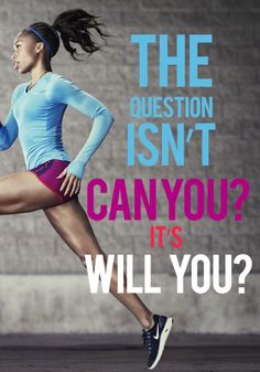 """the question isn't """"CAN you?"""" it's """"WILL you?"""""""