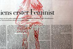 Feminism. #egonschiele @kultursuechtig http://tmblr.co/ZDq7bm1RFfBPa