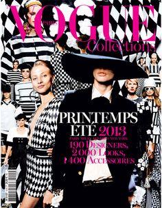 Le Vogue Collections printemps-été 2013 http://www.vogue.fr/mode/news-mode/articles/le-vogue-collections-printemps-ete-2013/16654
