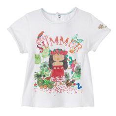 Tee-shirt, Catimini
