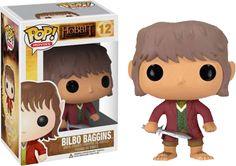 The Hobbit - Bilbo Baggins Pop! Vinyl by Funko
