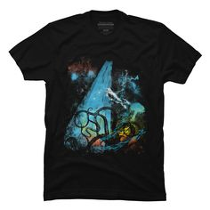 terror from the deep Men's T-Shirt