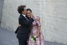 Dulce y Fernando y su original boda