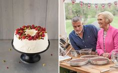 As The Great British Bake Off returns, we share some of our favourite recipes from the show, from Mary Berry's classic Victoria Sponge to the showstopping Swedish princess cake British Desserts, British Baking Show Recipes, British Bake Off Recipes, Baking Recipes, Great British Bake Off, Paul Hollywood And Mary Berry, English Biscuits, German Baking, Mary Recipe