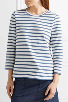 A.P.C. Atelier de Production et de Création | Dream striped cotton top | NET-A-PORTER.COM
