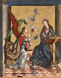Esta tabla formó parte del antiguo retablo mayor de la iglesia de Santa María de Becerril de Campos (Palencia) que, aunque no está documentado, a juzgar por su estilo, no hay duda que su autor fue …