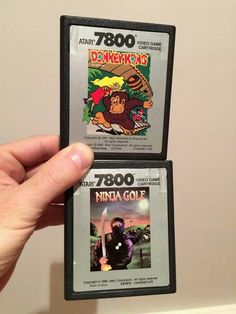 Atari 7800 games