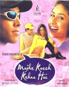 Mujhe Kucch Kehna Hai; Released On: 25-May-2001; Role: Pooja Saxena