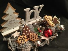 Biscottini di frolla natalizi