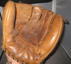 Other Vintage Sports Memorabilia American Games, Kids Toys, 1950s, Baseball Gloves, Best Deals, Ebay, Vintage, Childhood Toys, Children Toys