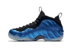 "Nike's Air Foamposite One 20th Anniversary ""Royal"" Is Dropping in January 