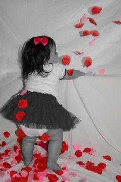 Lucia's first Valentine's Day