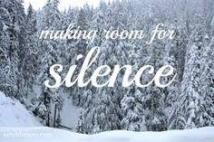 silence - Google Search