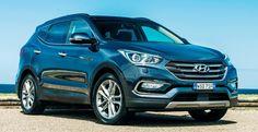 2016 Hyundai Santa Fe Review http://behindthewheel.com.au/2016-hyundai-santa-fe-review/