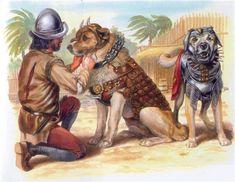 Battle Mutts! War Dogs!