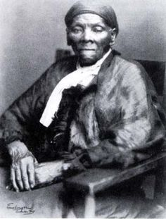 Harriet Tubman  Abolitionist and leader of the Undergound Railroad