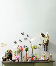 = cloches of colour for kids