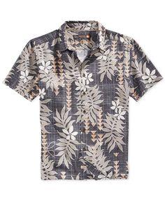 69b0ed04 Quiksilver Waterman Short-Sleeve Smoke Point Shirt & Reviews - Casual  Button-Down Shirts - Men - Macy's