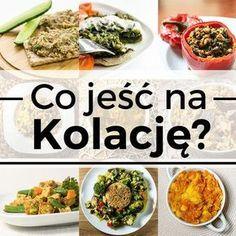 Kolacja to posiłek, którym (jak mawiają mądrzy) powinniśmy podzielić się z wrogiem, choć ja zawsze zachęcam do przygotowywania pysznych, zdrowych kolacji i dzielenia się nimi z przyjaciółmi. Dlatego, że posiłek jedzony w miłym towarzystwie to doskonałe zwieńczenie dnia i w sumie (dla wielu) jedyny posiłek, który może być zjedzony w spokoju. Tym bardziej wykorzystajmy ten… Healthy Dishes, Healthy Eating, Healthy Recipes, Going Vegetarian, Food Inspiration, Good Food, Food And Drink, Cooking Recipes, Lunch