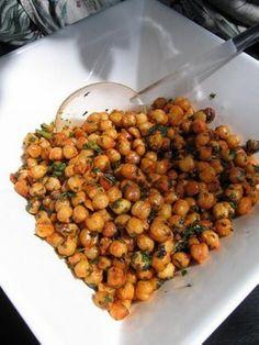 weight watchers spicy chickpeas recipe