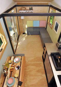 Das Toybox Home Bringt Laune Und Funktionalität In Die Kleine Hausbewegung
