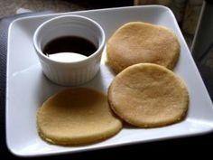 FitnFoodie.com - Recipe - Basic Pancakes Recipe