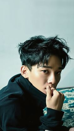 #Chen #EXO ViVi Magazine Exo Chen, K Pop, Tao, Exo Korea, Kim Jong Dae, Chanyeol Baekhyun, Exo Official, Exo Lockscreen, Kim Minseok