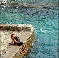 The ocean. Ocean, The Ocean, Sea