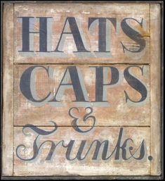 Heidi Howard - Historic Trade & Tavern Signs