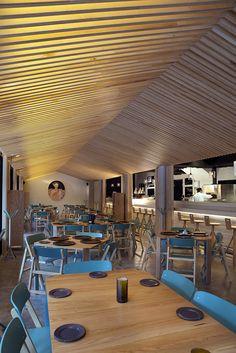 Galería - Restaurante Zapote / Módulo 11 - 5