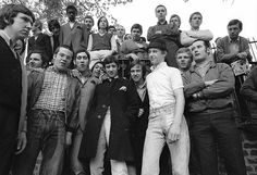 """nolabelcrew: """"Chelsea Shed Boys - 70's """""""
