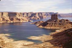 Cookie Jar Butte,Glen Canyon National Recreation Area, Kane County - Photographer: Jim Davis