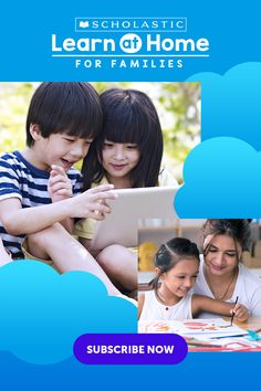 Keep your kids learning this summer and beyond with readymade lessons and screen-free activities for grades PreK–5. Get a subscription for your entire family for only $5.99 a month! Learning Apps, Learning Resources, Kids Learning, Teacher Helper, Teacher Inspiration, Free Activities, Homeschooling, Back To School, Remote