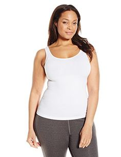 Yummie by Heather Thomson Women's Stephanie 2 Way Tank >>> READ REVIEW @ http://lingerie4everyone.com/store/yummie-by-heather-thomson-womens-stephanie-2-way-tank/?c=8726