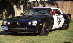 Oh how I want one..... CHP  Z-28 Camaro Pursuit Vehicle