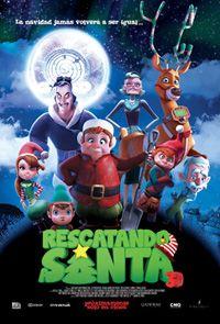 """Crítica de """"Rescatando a Santa""""   Cine140.com"""