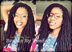 How To Install Faux Loc Extentions In Under 5 hours Natural Hair Tips, Natural Hair Journey, Natural Hair Styles, Faux Dreads, Crochets Braids, Hair Affair, Protective Hairstyles, Protective Styles, Crochet Hair Styles