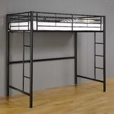 Found it at Wayfair - Twin Loft Bed with Built-In Ladder