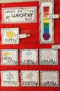 God's Weather: Activities for Preschool Bible Fun For Kids: